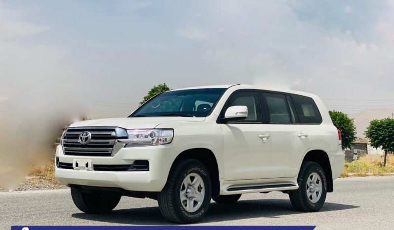 Toyota LandCruiser Armored Diesel 2020 full