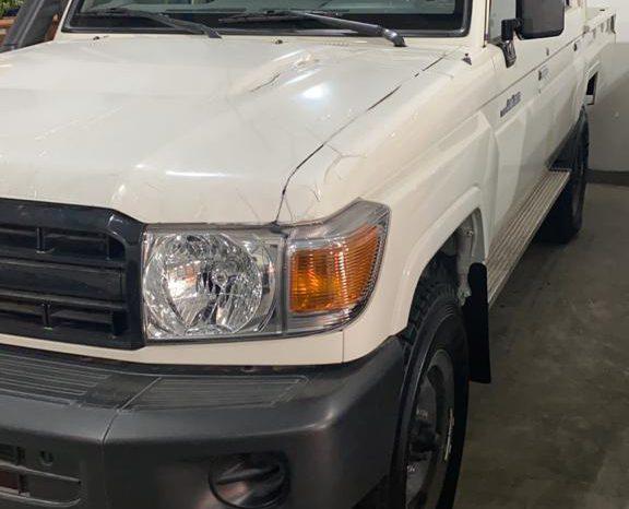 Toyota Landcruiser 2018 Pick up Diesel full