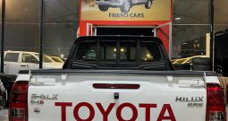 Toyota Hilux Armored Pick up ( Saudian )