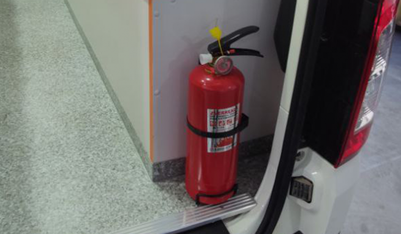 Toyota Hiace Ambulance 2020 Diesel full