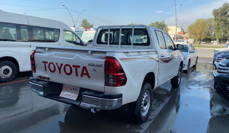 Toyota Hilux 2020 Diesel full