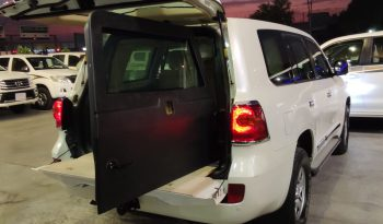 Toyota LandCruiser 2013 Armored full