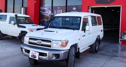 Toyota Landcruiser 78  4WD | 13 Seater | V8 | Diesel