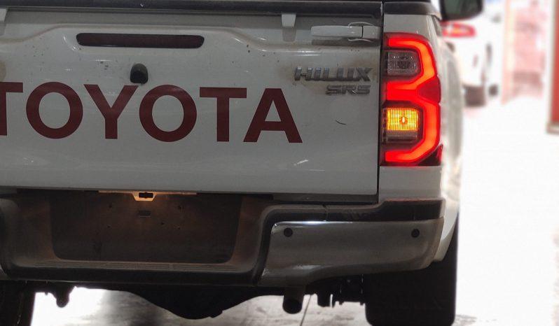 تويوتا هايلوكس – 2021 – ديزل ( سعودي) ممتلئ