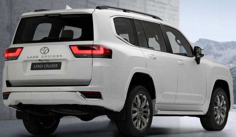 Toyota Land Cruiser 2022 full